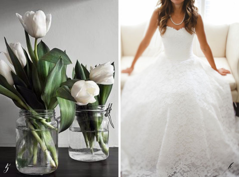 Wedding Day Inspiration | alwayseatdessert.com
